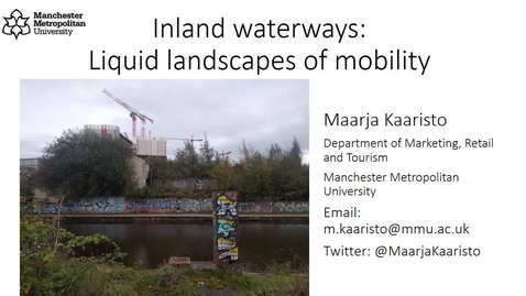 Thumbnail for entry S4 - #3 KAARISTO_Inland waterways: Liquid landscapes of mobility