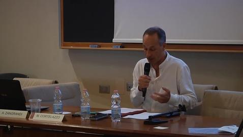 """Thumbnail for entry Pietro Benzoni: """"Uranio"""""""