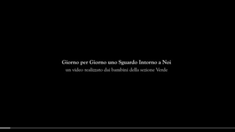Thumbnail for entry Sc.infanzia SS Trinità IC Tessitore Schio VI sez. Verde (71V)