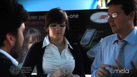Thumbnail for entry Università Aperta – Career day 2012