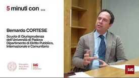 """Thumbnail for entry Bernardo Cortese su """"Indipendenza della Magistratura: una sfida per l'Europa"""""""