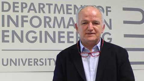 Thumbnail for entry Distinguished Lecturer Series - Interview to Arben Merkoçi