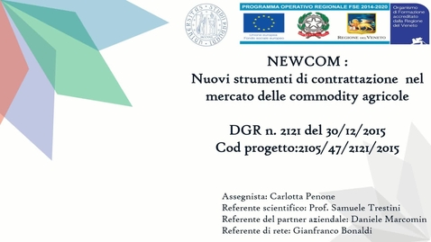 Thumbnail for entry FSE_Carlotta_Penone_NEWCOM_30sec