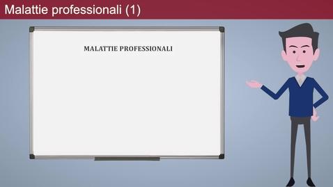 Thumbnail for entry Corso Sicurezza_Malattie, prevenzione e protezione_BLOCCO 2 _ Modulo2