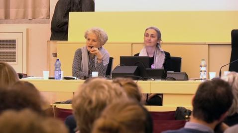 Thumbnail for entry Intervista a Elena Biaggioni e Marcella Pirrone, Padova, 8 aprile 2019
