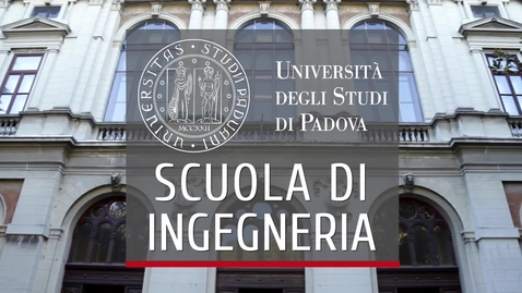 Thumbnail for entry SCUOLA DI INGEGNERIA