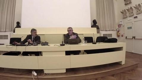 Thumbnail for entry La diaspora russa pre e postrivoluzionaria. Antonello Venturi (Università di Pisa)
