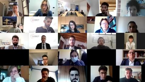 Thumbnail for entry C-Lab Veneto avvio 4° edizione - Le sfide 2021.mp4