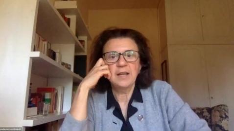 Thumbnail for entry Erica Dal Pozzo, Francesca Guizzo, Martina Moretti - Paradigmi di genere, tra limitazioni e possibilità