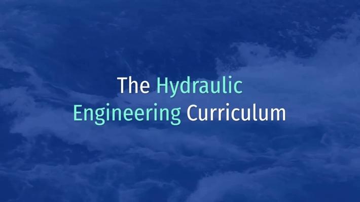 Presentation of the Hydraulics Curriculum