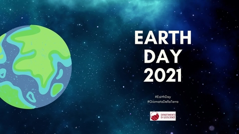 Thumbnail for entry Earth Day 2021