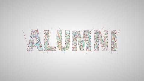 Thumbnail for entry ALUMNI