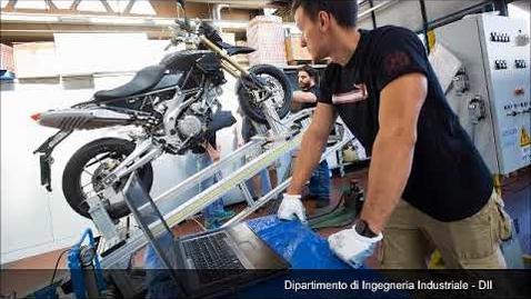Thumbnail for entry DII - Dipartimento di Ingegneria Industriale - Università di Padova