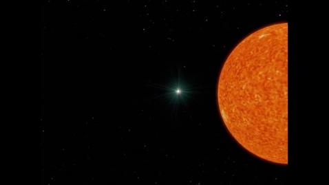 Thumbnail for entry Esplosione di Supernova Ia da stelle binarie - Explosion of Supernova Ia from binary stars