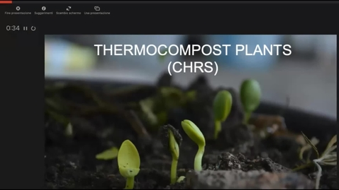 Thumbnail for entry CSWM2021 - LESSON 5th May, THERMOCOMPOST and COMPOSTING PLANTS