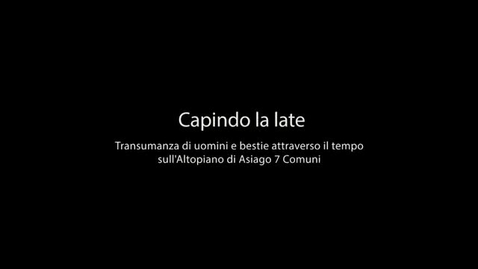 Thumbnail for entry Capindo la late - 2014