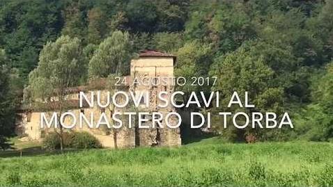 Thumbnail for entry Nuovi scavi archeologici al Monastero di Torba