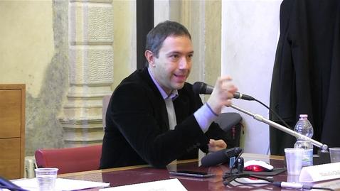 Thumbnail for entry L'esperienza del pensiero: corpo, spirito, segno - Marcello Ghilardi