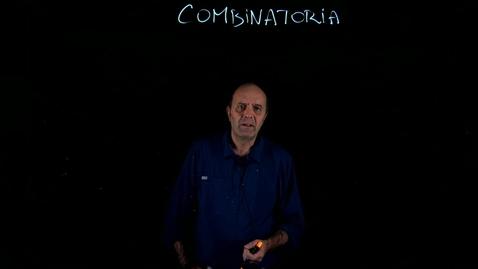 Thumbnail for entry CAMP-FAMP 2019/20 Lezione_20_0 -Preliminari di combinatoria - 2