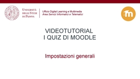 Thumbnail for entry I quiz di Moodle (1)