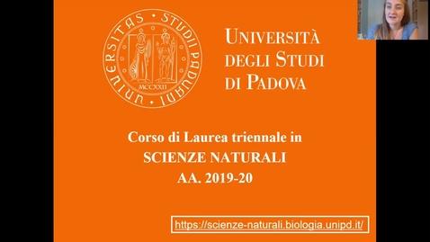 Thumbnail for entry Laurea_ScienzeNaturali2020