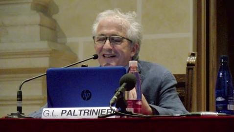 Thumbnail for entry Fenomenologia ed ermeneutica - Gian Luigi Paltrinieri