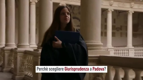 Thumbnail for entry CLM Corso di Laurea Magistrale in Giurisprudenza (Padova)