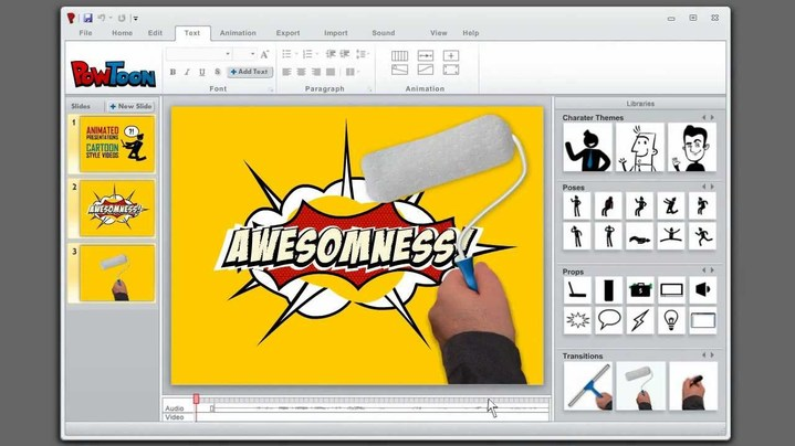 Thumbnail for channel PowToon