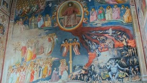 Thumbnail for entry La Cappella degli Scrovegni in Padova, storia, restauro, conservazione