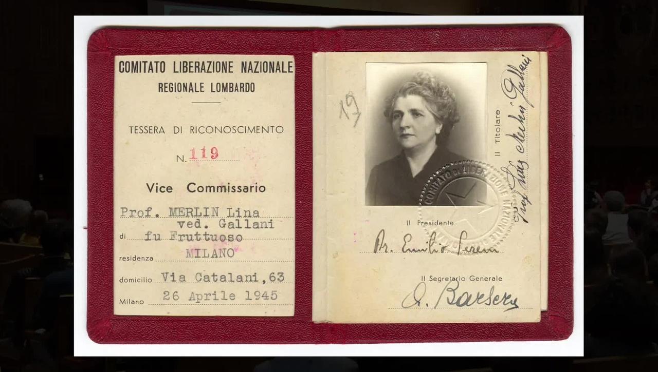 Convegno su Lina Merlin, antifascista socialista e senatrice della Repubblica fra il 1920 e il 1960.