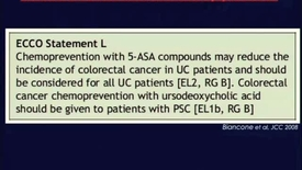 Thumbnail for entry Cancro del colon retto e malattie infiammatorie