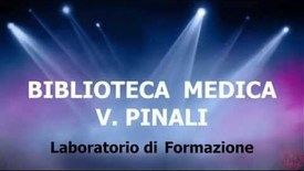 Thumbnail for entry PubMed: Ricerca per campi con advanced search builder, save search, spedizione dei risultati