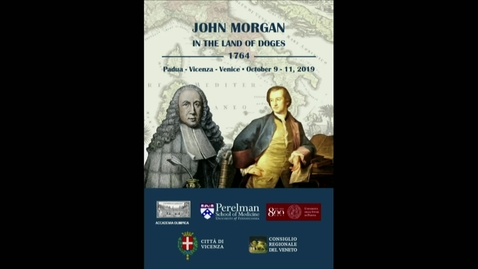 Thumbnail for entry CONVEGNO :JOHN MORGAN IN THE LAND OF DOGES