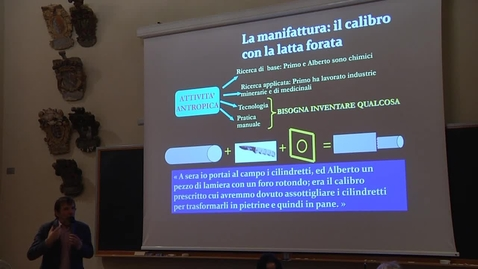 """Thumbnail for entry Luigi Dei: """"Cerio"""""""