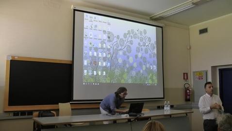 """Thumbnail for entry Percorso magistrale in """"Forest Science"""" dell'Università di Padova: Prof.ssa Paola Gatto"""