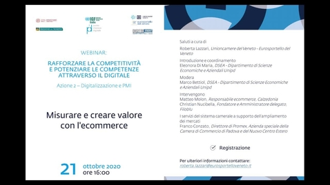 Thumbnail for entry Misurare e creare valore con l'e-commerce