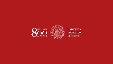 Thumbnail for entry Inaugurazione 799° anno accademico