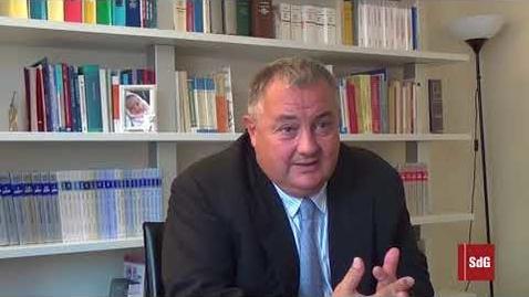 Thumbnail for entry L'evoluzione della professione legale - Intervista con Umberto Santi