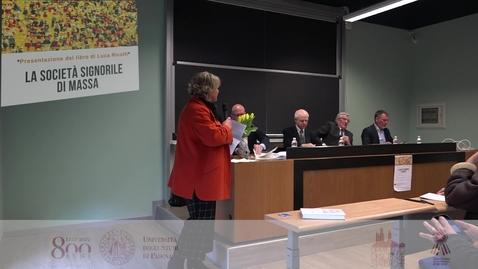 Thumbnail for entry Luca Ricolfi al Dipartimento di Scienze Statistiche di Padova
