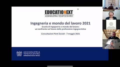 Thumbnail for entry Intervento Delegato Educational Assindustria Venetocentro