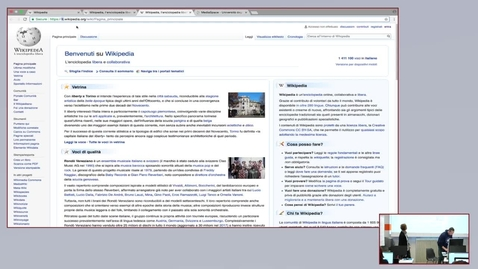 Thumbnail for entry Wikipedia per la didattica - parte 1