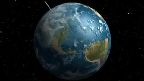 Thumbnail for entry Precessione e nutazione dell'asse terrestre.