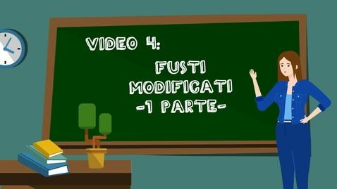 Thumbnail for entry 4 - Fusti modificati - 1 parte