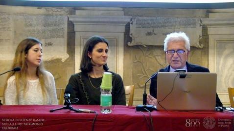 Thumbnail for entry Settimana per il miglioramento della didattica 2019 - Prof. Ettore Felisatti