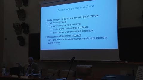 """Thumbnail for entry Mario Barenghi: """"Cromo"""""""