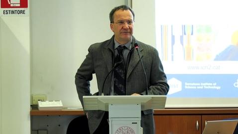 Thumbnail for entry DEI Distinguished Lecturer Series - Arben Merkoçi