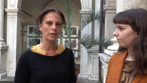 Thumbnail for entry Intervista a Barbara Maculan, Padova, 26 settembre 2019