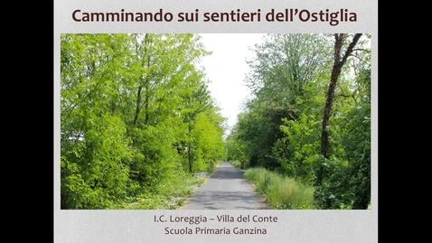 Thumbnail for entry Camminando sui sentieri dell'Ostiglia