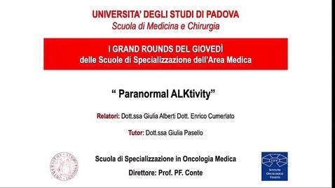 Thumbnail for entry Paranormal ALKtivity