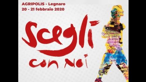 Thumbnail for entry Scegli con noi - Agripolis 2020: intervento del Prof. Edoardo Narne